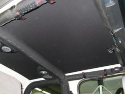 1987-1995 Jeep Wrangler YJ - Hard Top Headliner Kit