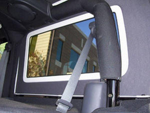 2007-2010 Jeep Wrangler JK (2 Door) - Hard Top Headliner Kit-Hothead Headliners