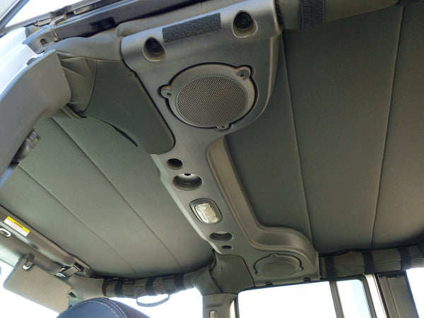 1997 2017 Jeep Wrangler 2 Or 4 Soft Top Headliner
