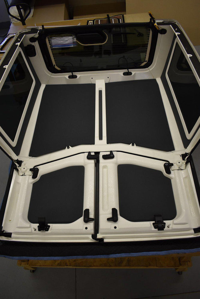 2018-2020 Jeep Wrangler JL (2 Door) Hard Top Headliner Kit-Hothead Headliners