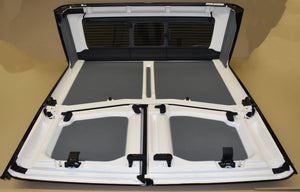 2020 Jeep Gladiator JT - Hard Top Headliner Kit-Headliners-Hothead Headliners-Medium Grey-Add Sm Side Panels ($60)-Add Sound Assassin Strips ($34.95)-Hothead Headliners