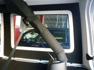 Jeep Wrangler Rear Side Window Panels-Hothead Headliners