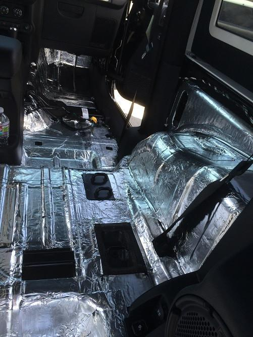 Sound Assassin - Sound Deadening & Thermal Insulation Material-Hothead Headliners