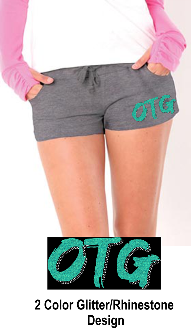 OTG- BLING SOFFE POCKET SHORTS