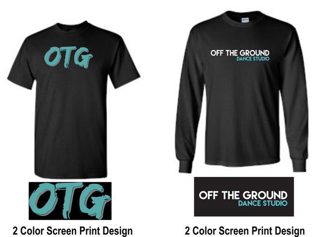 OTG- UNISEX TEE (2 DESIGNS AVAILABLE)