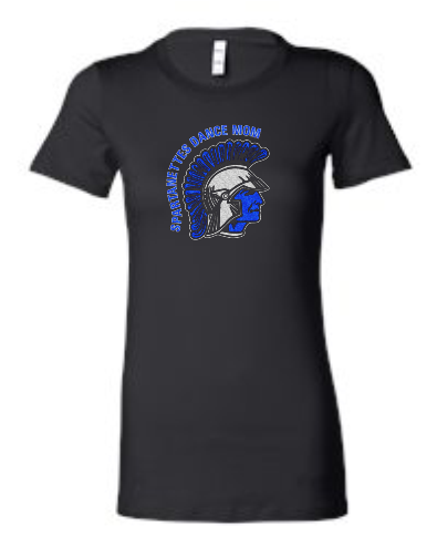 SPARTANETTES DANCE MOM TEE