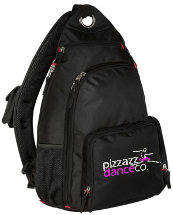 PIZZAZZ SLING BACK PACK
