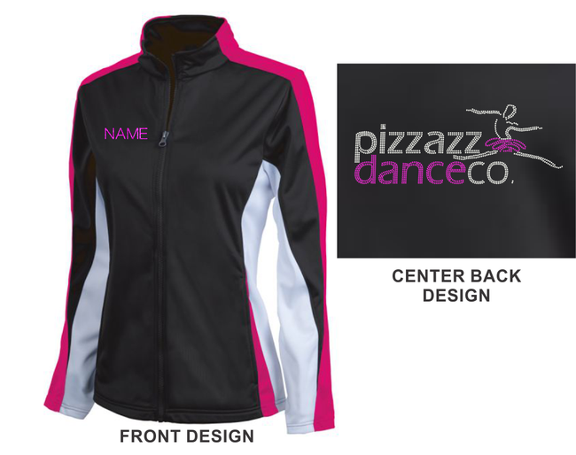PIZZAZZ TEAM JACKET FOR HER