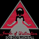 2018 JEWELS OF DISTINCTION RHINESTONE TEE