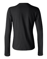 1-Long Sleeve Fitted Tee