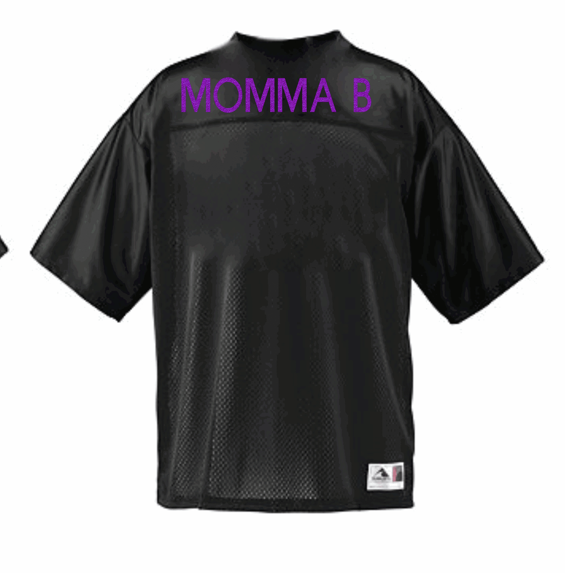 BHS FAN JERSEY - RHINESTONE DANCE MOM (LADIES  OR UNISEX CUT)