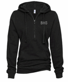 BHS FULL ZIPPED HOODED SWEATSHIRT