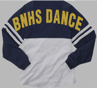 BNHS SPIRIT TOP-DANCE