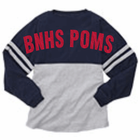 BNHS SPIRIT TOP-POMS