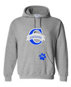 CANTON BLING HOODED SWEATSHIRT