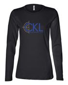 CKL ENGINEERS RHINESTONE FITTED TEE