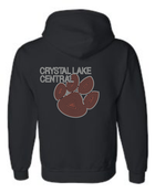 CLC HOODED ZIPPED SWEATSHIRT