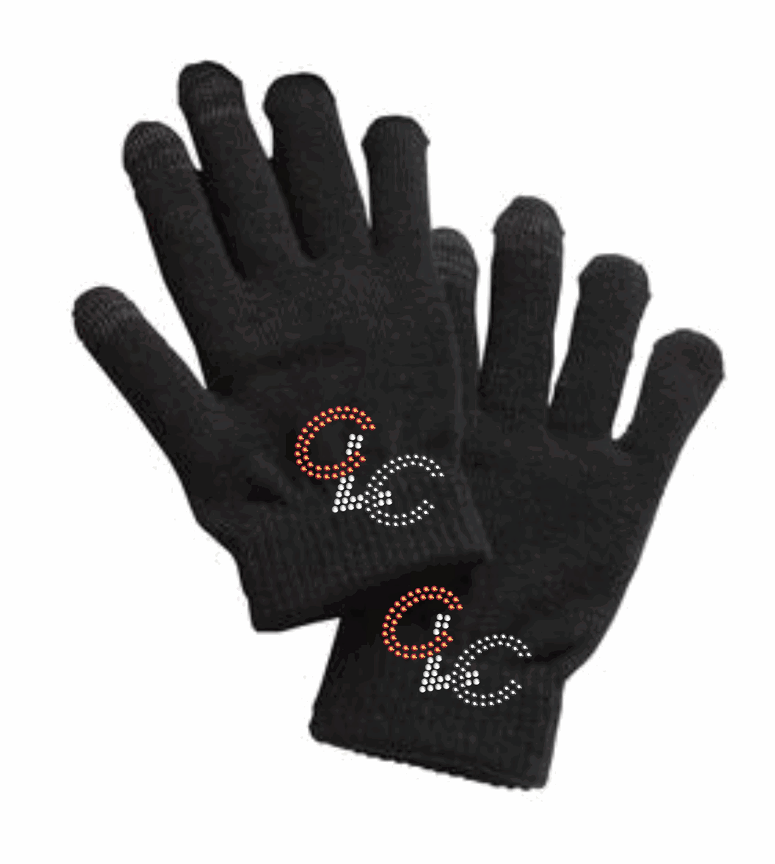 "CLC ""BLINGED"" GLOVES"
