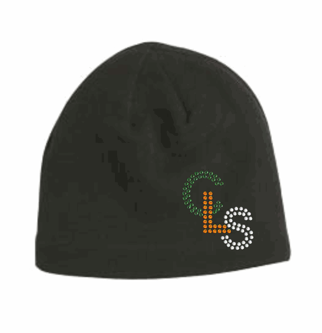 "CLS ""BLINGED"" Fleece Beanie"