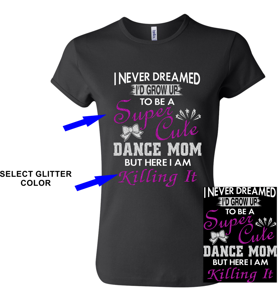 "Cheer OR Dance Mom- ""I'm Killing It"""