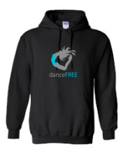 DanceFree Screenprint Sweatshirt