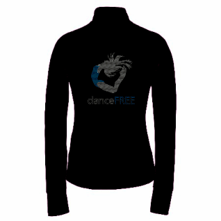 DanceFree Team Bling Jacket-Ladies