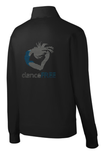 DanceFree Team Bling Jacket- Youth