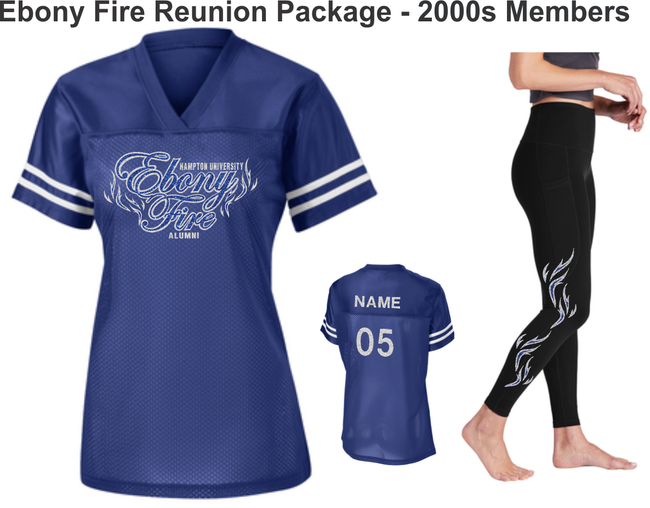 2019 EBONY FIRE HC REUNION PACKAGES- 2000s MEMBERS