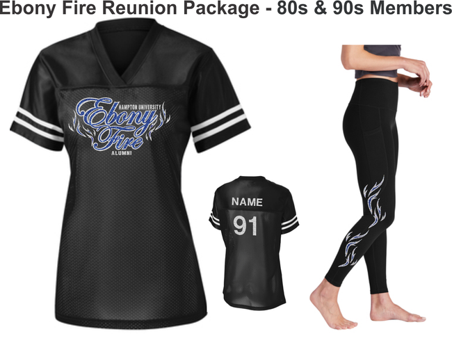 2019 EBONY FIRE HC REUNION PACKAGES- 80s & 90s MEMBERS