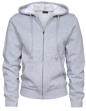 1 TRUE BLANKS-Enza Ladies Full Zip Fleece Hoodie (A XS-4X) y S-L