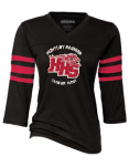 HHS BLING FOOTBALL TEE