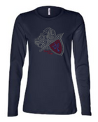 GUERIN PREP BLING LONG SLEEVE TEE