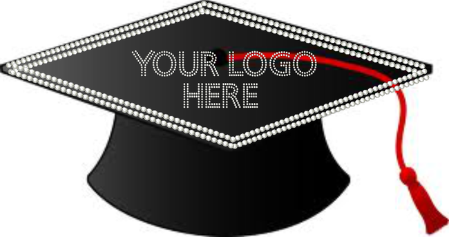 Create It My Way! Bling Graduation Cap! $10 Deposit Required (see instructions below)