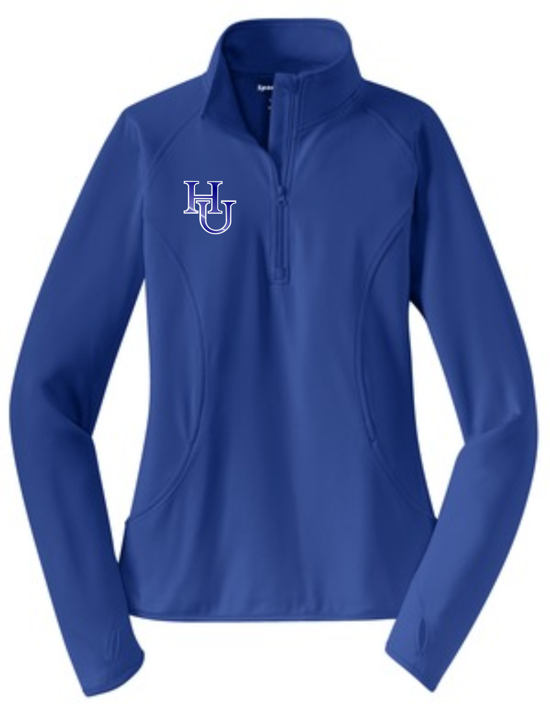 HAMPTON vs EVERYBODY METALLIC LADIES PULLOVER