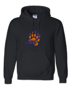 HBMS Glitter Hooded Sweatshirt 1