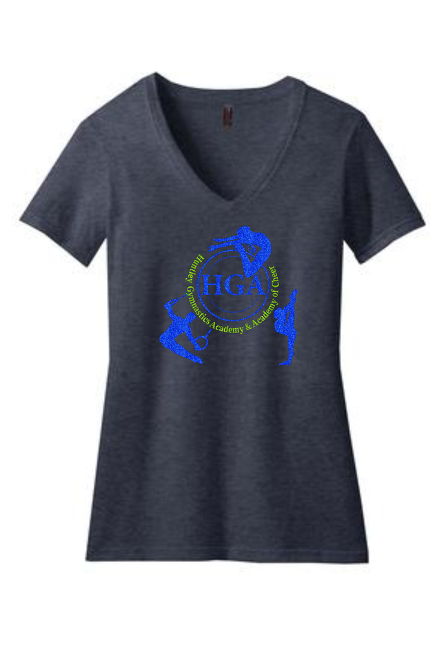 HGA LADIES Perfect Blend Tee (AVAILABLE IN SCREEN, RHINESTONE OR GLITTER)