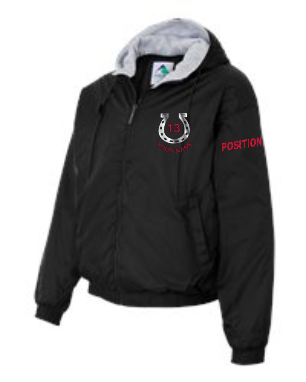 HHS SOCCER 2015 TEAM JACKET