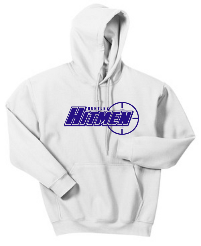 HITMEN HOODED SWEATSHIRT