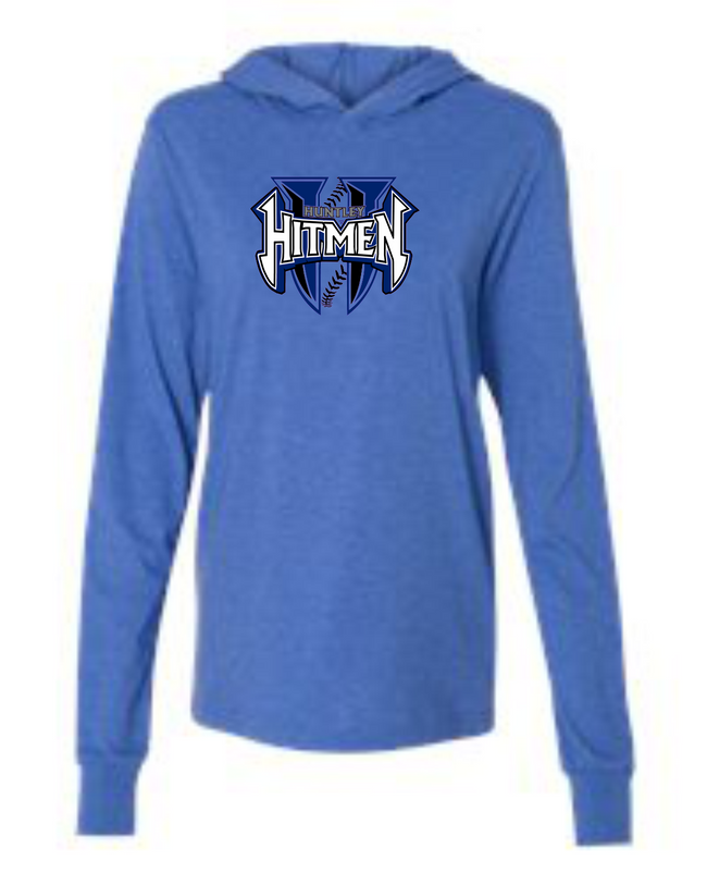 HITMEN LOGO HOODED TEE