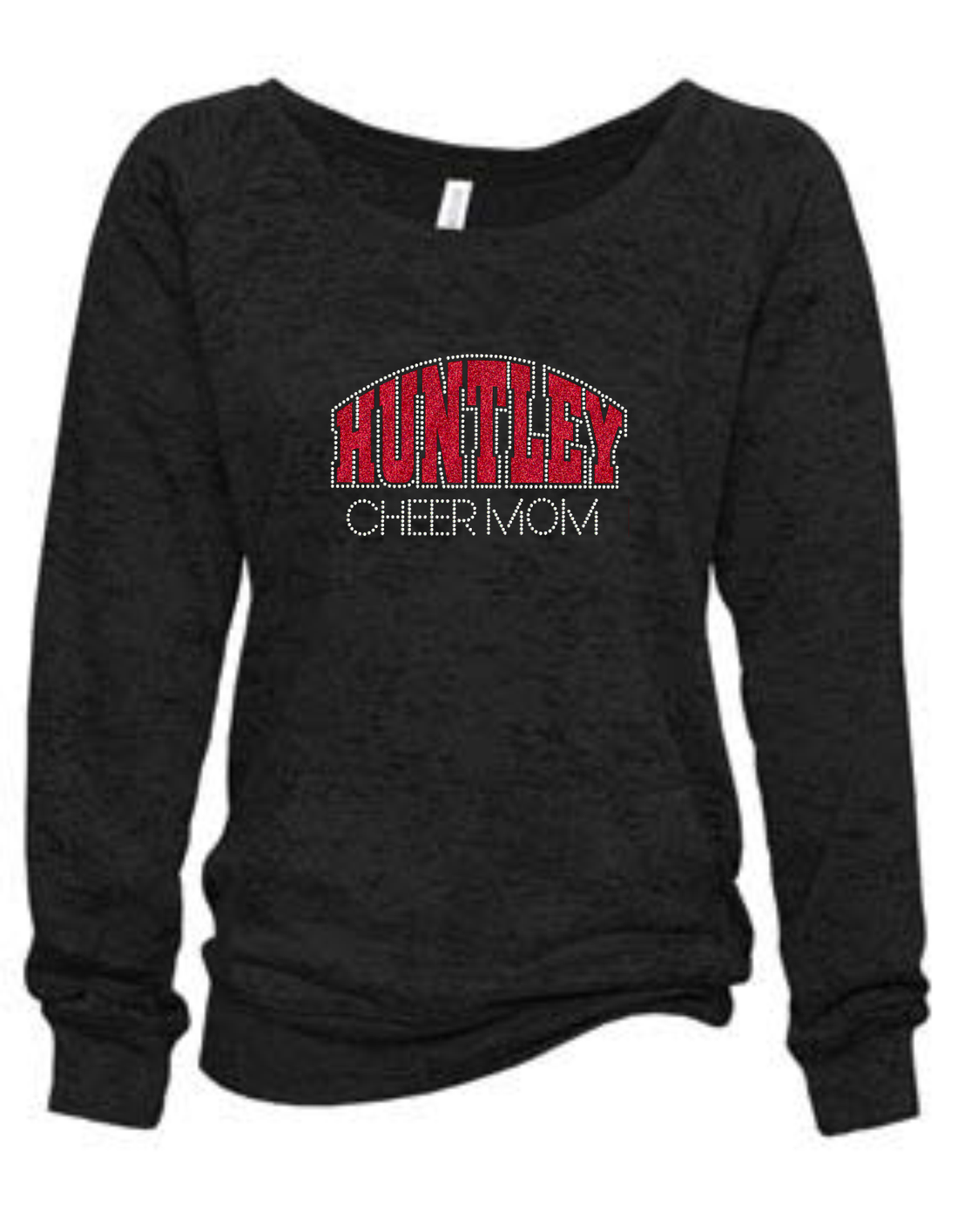 HPD SLOUCHY BURNOUT SWEATSHIRT