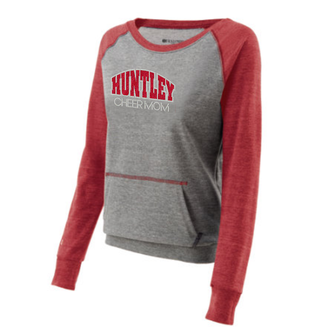 HPD TWO TONE POCKETED SWEATSHIRT- SELECT A SPORT