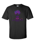 IAAM GLITTER V-NECK CONFERENCE TEE 2!
