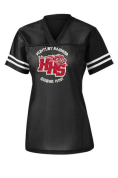 HHS BLING LADIES JERSEY- CHEER MOM