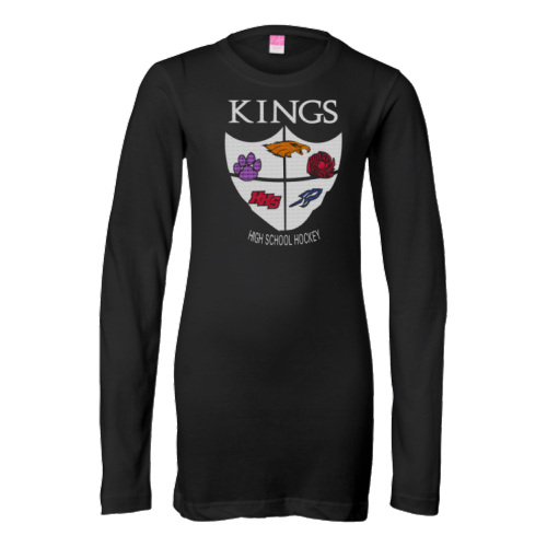 KINGS RHINESTONE LOGO TEE