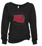 HHS SLOUCHY BURNOUT SWEATSHIRT