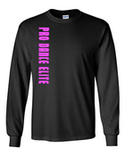 PDE DAD LONG SLEEVE TEE (2 COLORS AVAILABLE)