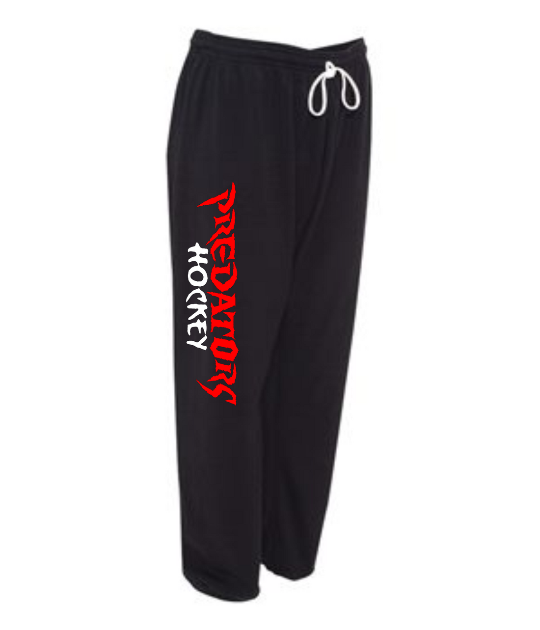 PREDATORS SCRUNCHIE SWEATPANTS (SCREEN OR GLITTER)