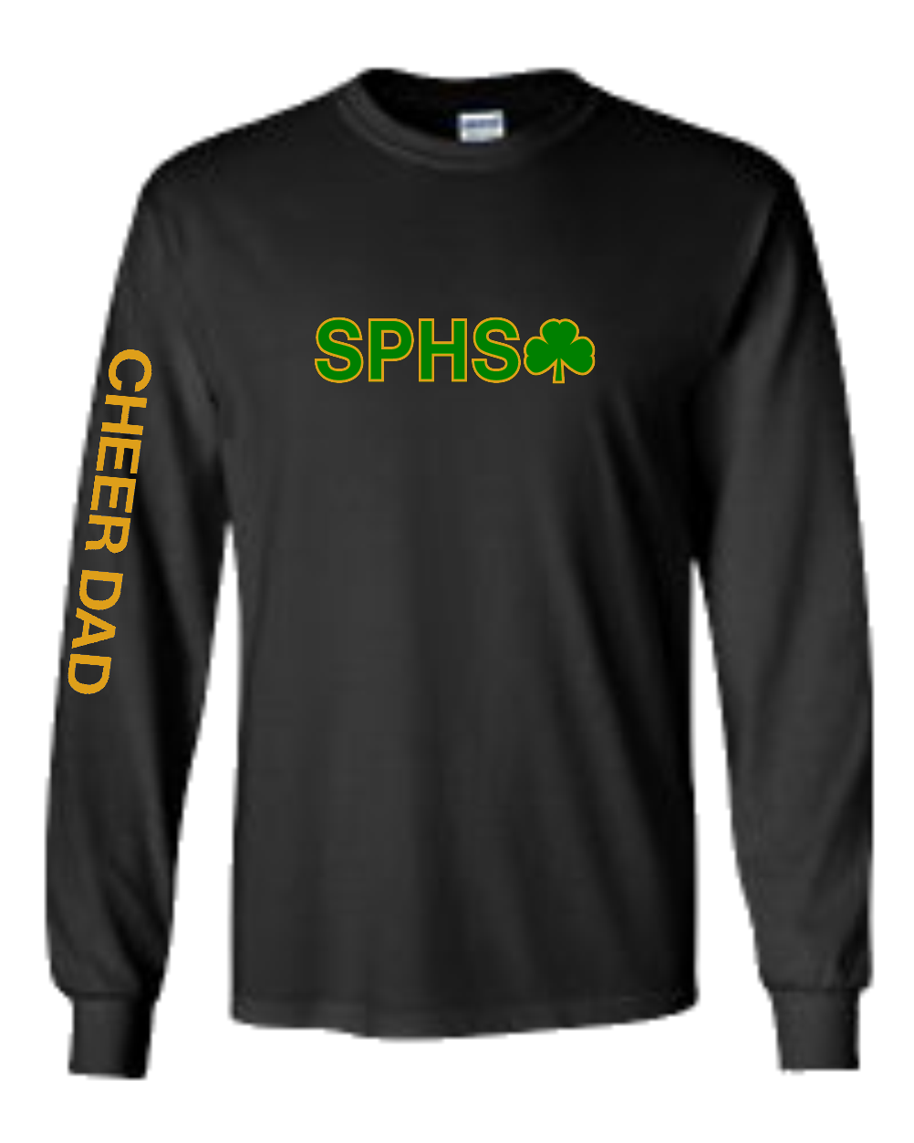 SPHS LONG SLEEVE TEE 2 (NO BLING)