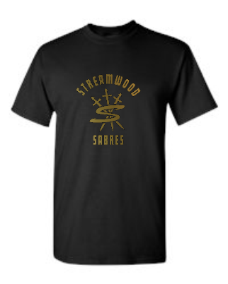STREAMWOOD METALLIC TEE-3