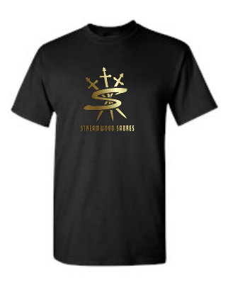 STREAMWOOD METALLIC TEE-2